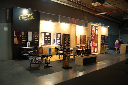 Stand modular de carpintería 2011. Armando Decora